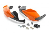 HANDGUARDS CLOSED ORANGE