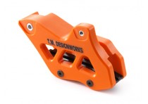 KTM / TM CHAIN GUIDE ORANGE FACTORY EDITION