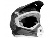 EVS HELMET T5 BOLT MATE BLACK/GREY SIZE XL