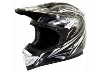 CASCO ZOX MOMENTUM R BIG AIR NEGRO MATE SIZE M