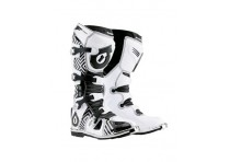 SIX SIX ONE FLIGHT BOOTS RAD/WHITE SIZE 10
