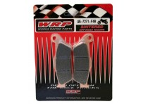 WRP BALATAS WG-7271-F4R KTM DELANTERAS SINTERED OFF-ROAD RACING