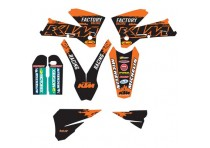 KTM USA FACTORY 65 GRAPHICS
