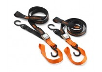 KTM TIE DOWNS WITH HOOKS