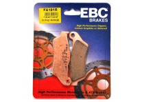 EBC BRAKE FRONT PADS FA181R ALL KTM OFF-ROAD