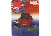 EBC BRAKE REAR PADS FA181R ALL KTM OFF-ROAD