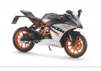 KTM RC 390 ESCALA MODEL BIKE