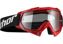 THOR GOGGLE ENEMY TREAD RED