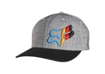 FOX CAP FLEXFIT BARGER GREY