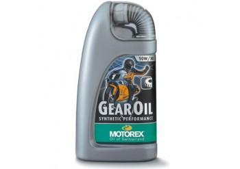 MOTOREX GEAR OIL 10W30 1L FULLY SINTHETIC